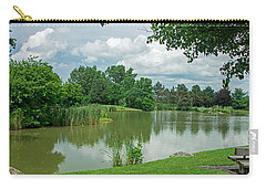 Muller Chapel Pond Ithaca College Carry-all Pouch