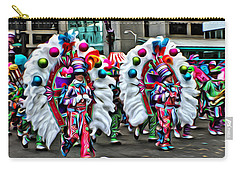 Mummer Color Carry-all Pouch by Alice Gipson