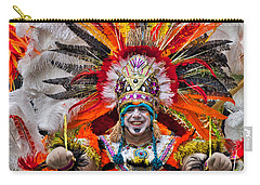 Mummer Wow Carry-all Pouch by Alice Gipson