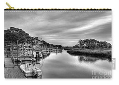 Murrells Inlet Morning 5 Bw Carry-all Pouch
