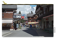 Murren Switzerland Carry-all Pouch