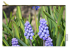 Muscari Armeniacum Carry-all Pouch