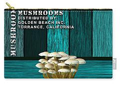 Mushroom Farm Carry-all Pouch