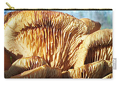 Mushrooms By Jan Marvin Carry-all Pouch