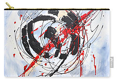 Musical Abstract 002 Carry-all Pouch