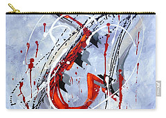 Musical Abstract 005 Carry-all Pouch