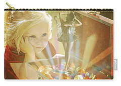 Musicbox Magic Carry-all Pouch by Linda Lees