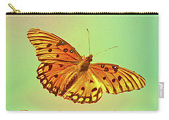 Carry-all Pouch featuring the photograph Mustard Seed Faith by Larry Bishop