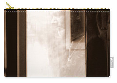 Carry-all Pouch featuring the photograph My Father by Faith Williams