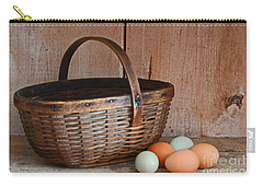 My Grandma's Egg Basket Carry-all Pouch