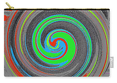 My Hurricane Carry-all Pouch by Catherine Lott