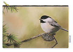 My Little Chickadee Carry-all Pouch