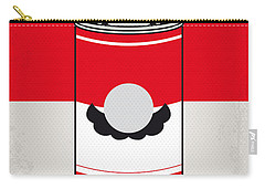 My Mario Warhols Minimal Can Poster-mario Carry-all Pouch