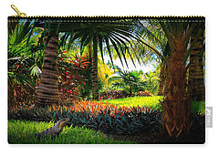 My Pal Iggy Carry-all Pouch by Robert McCubbin