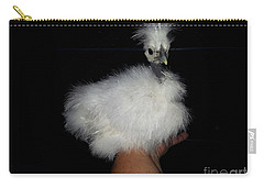 Carry-all Pouch featuring the photograph My Showgirl  by Donna Brown