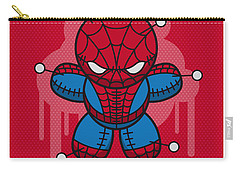 My Supercharged Voodoo Dolls Spiderman Carry-all Pouch