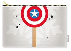 My Superhero Ice Pop - Captain America Carry-all Pouch