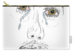 My Tears Carry-all Pouch