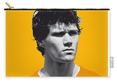 My Van Basten Soccer Legend Poster Carry-all Pouch by Chungkong Art