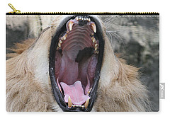 My What Big Teeth You Have Carry-all Pouch