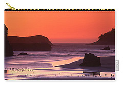 Myers Creek Sunset Carry-all Pouch