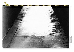 Mysterious Walkway Carry-all Pouch by Shelby  Young