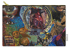 Mystery Of The Human Heart Carry-all Pouch