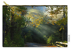 Mystical Carry-all Pouch by Dianne Cowen
