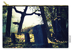 Carry-all Pouch featuring the photograph Mystical Fantasies by Melanie Lankford Photography