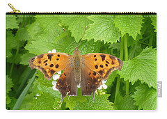 Carry-all Pouch featuring the photograph Mystique by Lingfai Leung