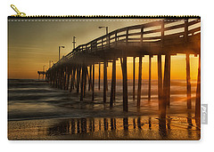 Nags Head Fishing Pier Carry-all Pouch
