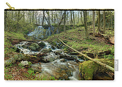 Naked Creek Falls Carry-all Pouch