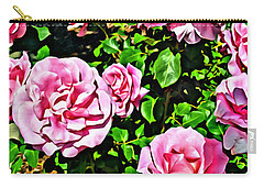 Nana's Roses Carry-all Pouch