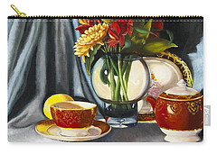 The Legacy Carry-all Pouch by Marlene Book