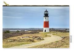 Nantucket's Sankaty Head Light Carry-all Pouch