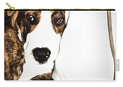 Carry-all Pouch featuring the photograph Nap Time by Robert McCubbin