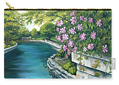 Naperville Riverwalk Carry-all Pouch