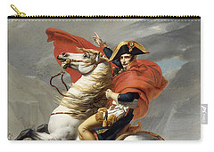 Napoleon Bonaparte On Horseback Carry-all Pouch by War Is Hell Store