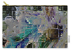 Narrative Splash Carry-all Pouch by Richard Thomas