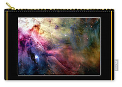 Nasa Ll Ori And The Orion Nebula Stars Of Heaven Bless The Lord Carry-all Pouch