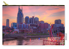 Nashville Sunset Carry-all Pouch