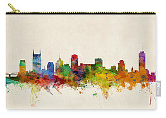 Nashville Skyline Carry-all Pouches