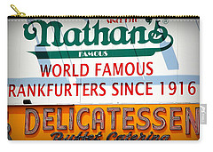 Nathan's Sign Carry-all Pouch