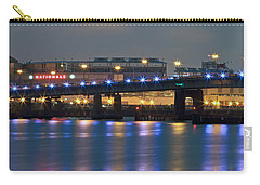 Carry-all Pouch featuring the photograph Nationals Park by Jerry Gammon