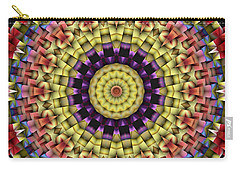 Natural Attributes 09 Square Carry-all Pouch by Wendy J St Christopher