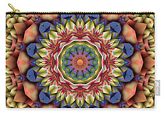 Natural Attributes 12 Square Carry-all Pouch by Wendy J St Christopher