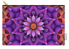 Natural Attributes 15 Square Carry-all Pouch by Wendy J St Christopher