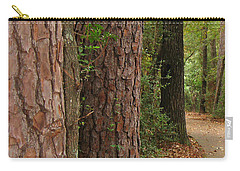 Natural Beauty Carry-all Pouch by Connie Fox