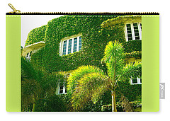 Natural Ivy House Carry-all Pouch