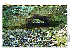 Natural Rock Bridge Carry-all Pouch